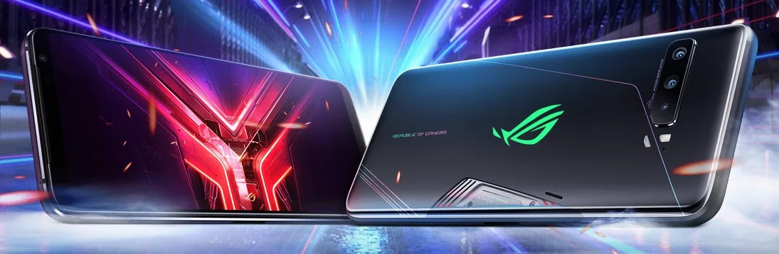 ROG Phone 3 and  ROG Phone3 Strix Edition Upcoming ROG Gaming Phones