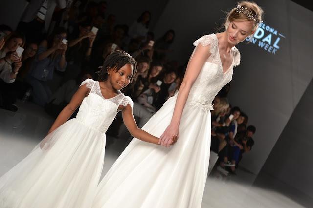 """Cymbeline Paris Weddings Dress"""