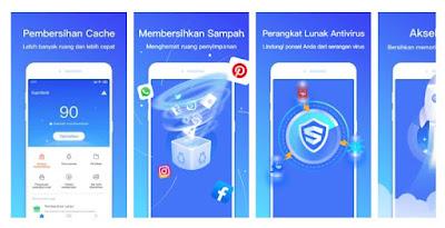 aplikasi pembersih ram super clean