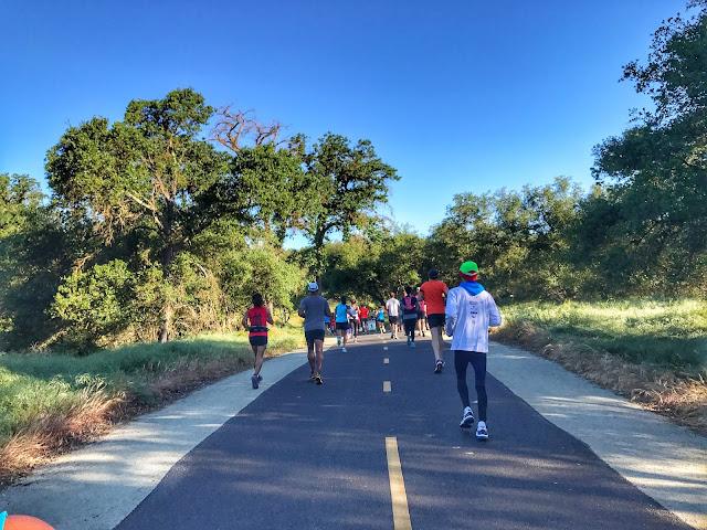 American River Parkway Half Marathon