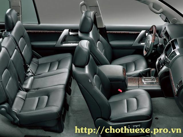 Cho thuê xe cưới Toyota Prado Land Cuiser hạng sang giá rẻ