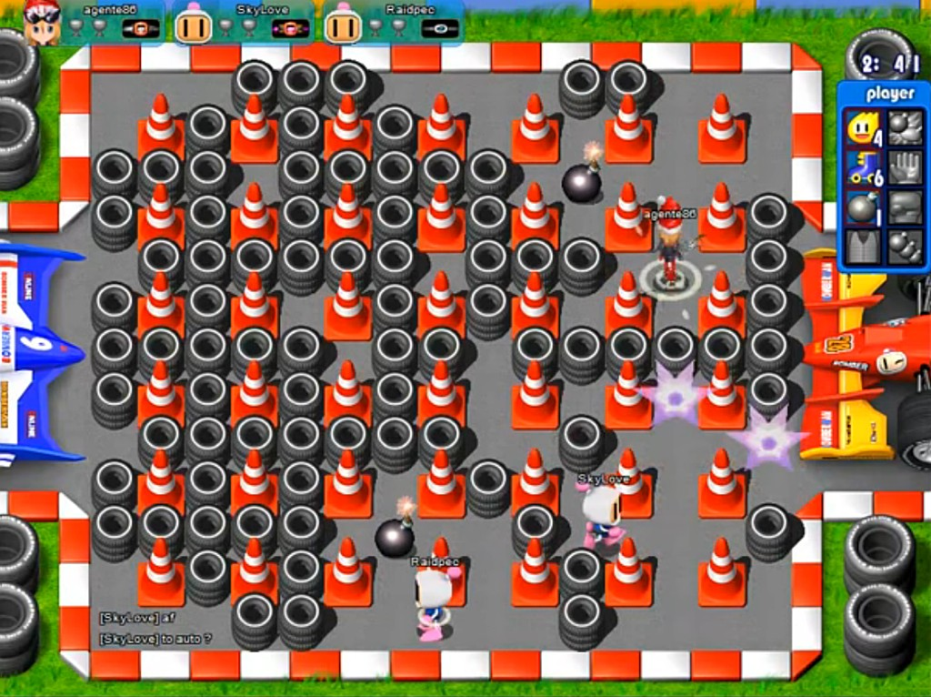 bomberman online international