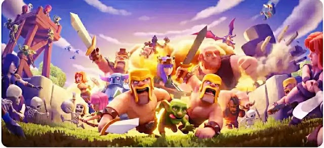 Clash Of Clans For Pc Download Free