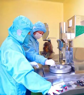 Laboratory of the Jinhung Pharmacy