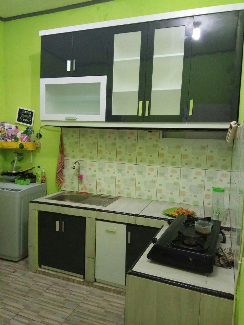 Kitchen Set Minimalist Tambun Bekasi Dapur Kecil Minimalist Bp
