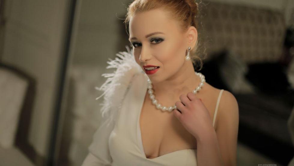 KyleeGordon Model GlamourCams