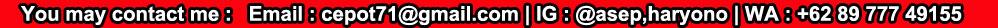 Banner sosial media Asep