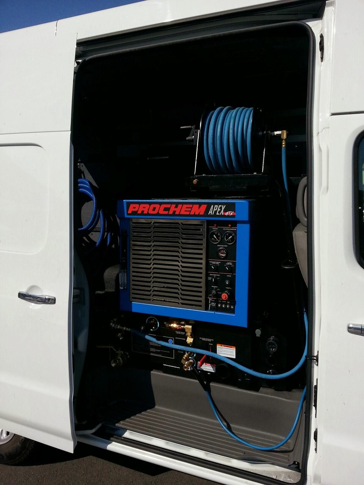 Vacaville Nissan Fleet: Nissan NV Cargo Van with Carpet ...