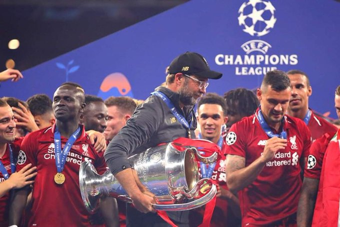 Liverpool Vs Atletico Madrid: Coach Jurgen Klopp Reacts After UCL Last-16 Draw