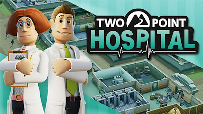 Foreigners are invading Two Point Hospital in an upcoming expansion - they need medical help.