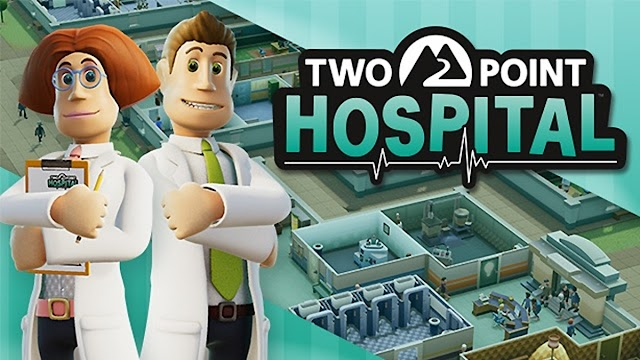 Two point hospital: gets infected with alien diseases with DLC encounters closed next week