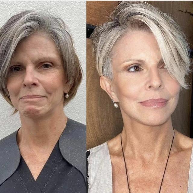 4 coiffures qui vous font paraître 10 ans de moins