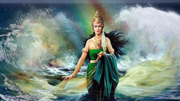 Mitos Nyi Roro Kidul Sang Ratu Penunggu Pantai Selatan