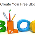 Create blog on blogger: