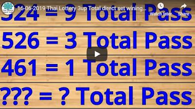 Thai Lottery VIP tips Riyadh Saudi Arabia htf best tips 16 June 2019