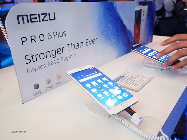 Introducing the Meizu Pro 6 Plus - Stronger Than Ever