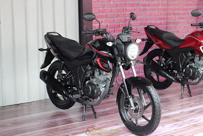 Launching CB150 Verza Batam