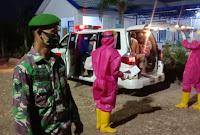 Percepatan Penanganan Penyebaran Covid19, Gugus Tugas Dompu Evakuasi Pasien PDP