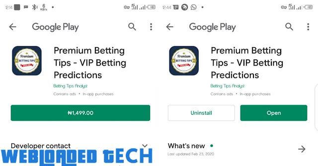 Premium Betting Tips - VIP Betting Predictions