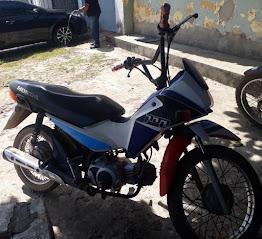 GUARNIÇÃO DO 16º BATALHÃO APREENDE DUAS MOTOCICLETAS COM NÚMERO DO CHASSI E DO MOTOR ADULTERADOS NA CIDADE DE URBANO SANTOS-MA