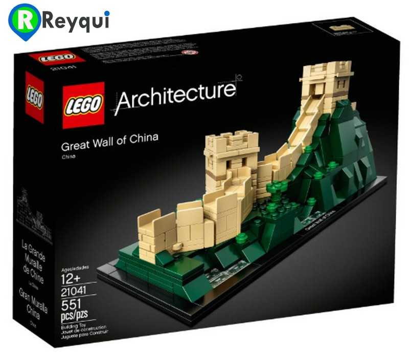 Great Wall of China Lego