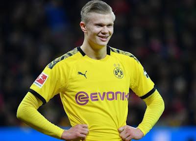 Haaland không ngán những nhà VĐTG của Bayern