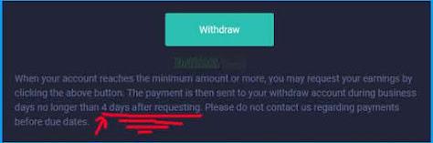 مدة الدفع موقع UsdShort
