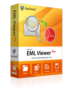 How to Convert EML files to PDF file format