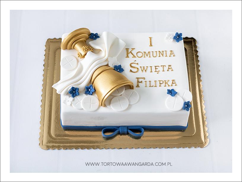 tort na komunię warszawa cukiernia