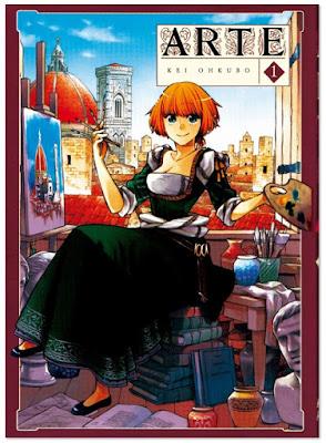 Arte de Koi Ohkubo Manga