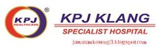 Kerja Kosong KPJ Health
