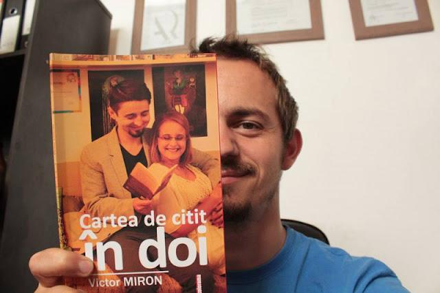 Cartea de citit în doi de Victor Miron