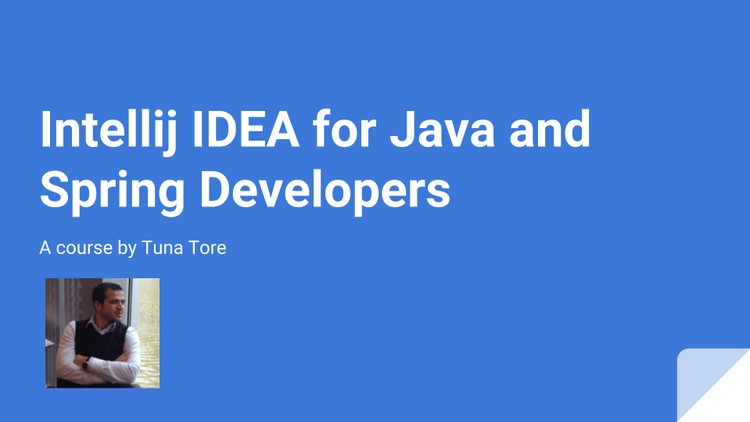 Java and Spring Boot Development with IntelliJ IDEA - Udemy Coupon