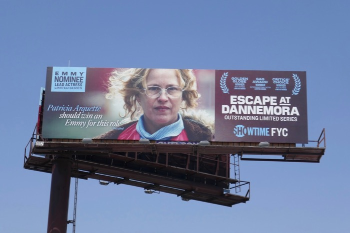 Patricia Arquette Escape Dannemora Emmy nominee billboard