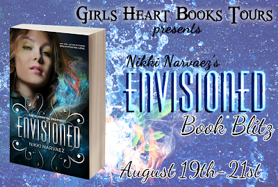 Envisioned by Nikki Narvaez Book Blitz