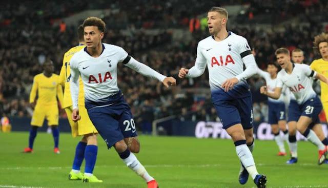 Dele Alli Tantang Tottenham Jaga Konsistensi