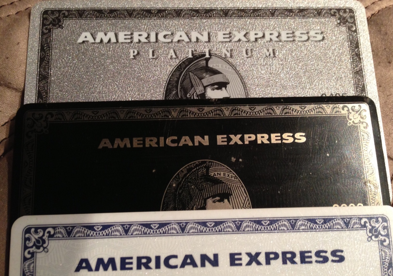 American Express Centurion Living (Amex Black Card): 2012