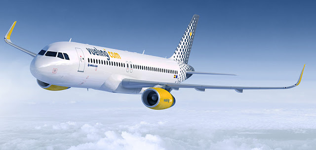 low cost Vueling