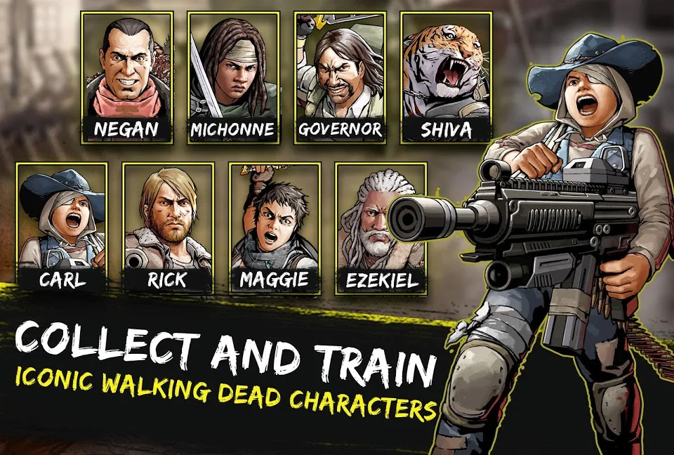 the walking dead game android apk data