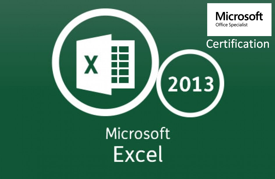 I Passed The Microsoft Office Specialist Mos Excel 2013
