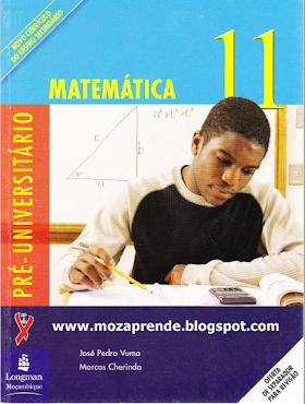 Livro de Matemática - 11ᵃ Classe (Longman) PDF