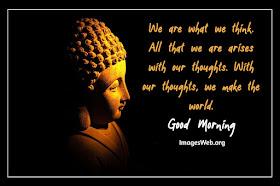 Buddha Good Morning Quotes