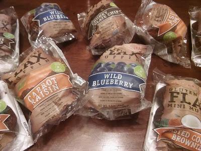 Gluten-Free, Flax4Life, Muffins, Gluten Free