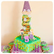 Tangled/Rapunzel Party