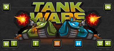 Tank Wars game by Plays