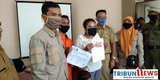 233 KPM di Desa Tugu Bandung Terima BST Tahap I