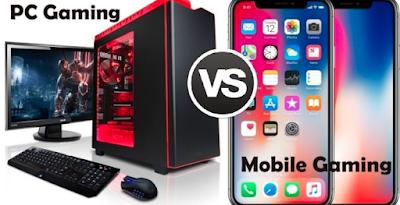 Mending PC Gaming atau HP Gaming Sih???