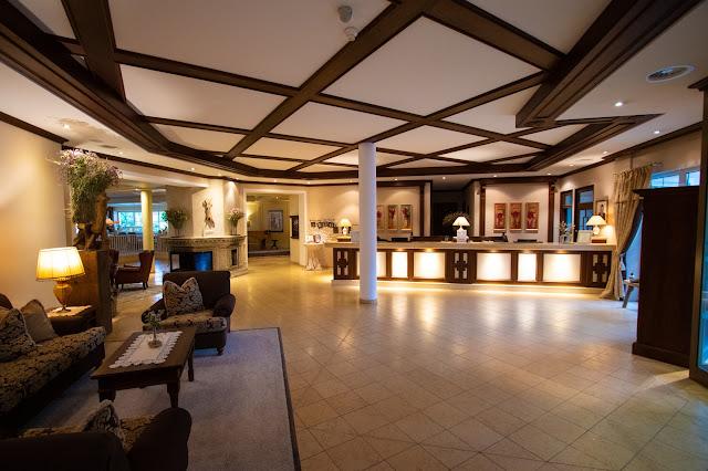 Reception-Hotel Das Majestic-Brunico