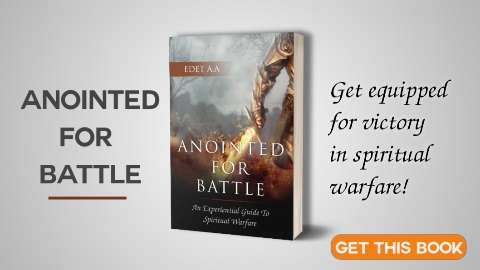 Anointed For Battle Spiritual Warfare Book