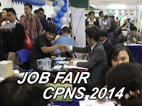Info Job Fair CPNS 2014